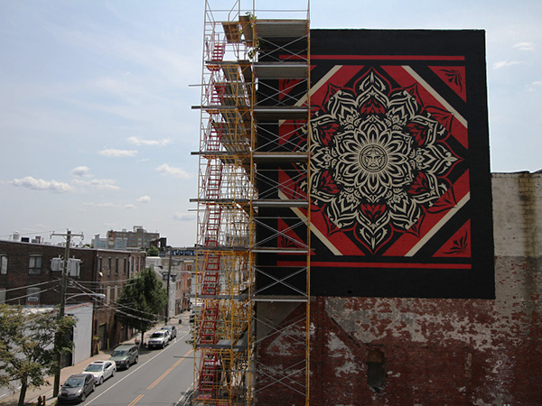 Q Amp A 5 Questions With Artist Shepard Fairey Philly