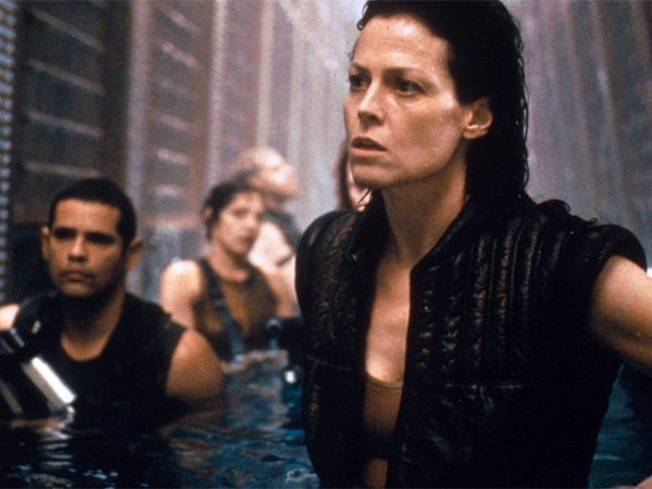 "Sigourney Weaver. the bad-ass astronaut in the ""Alien"" movies, was Sylvester Stallone´s first choice to star in a female version of ""The Expendables,"" possibly called ""The Expenda-Belles."" Alas, Weaver has other plans."