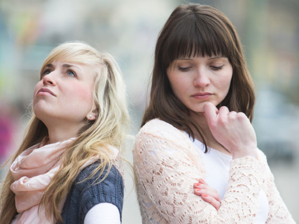 She´s getting ostracized by friends, but she didn´t spill the beans. (iStock photo)