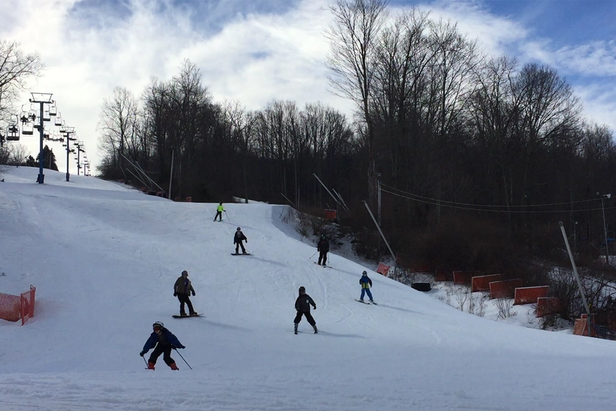 mild winters: a blip or troubling sign for pennsylvania skiing?
