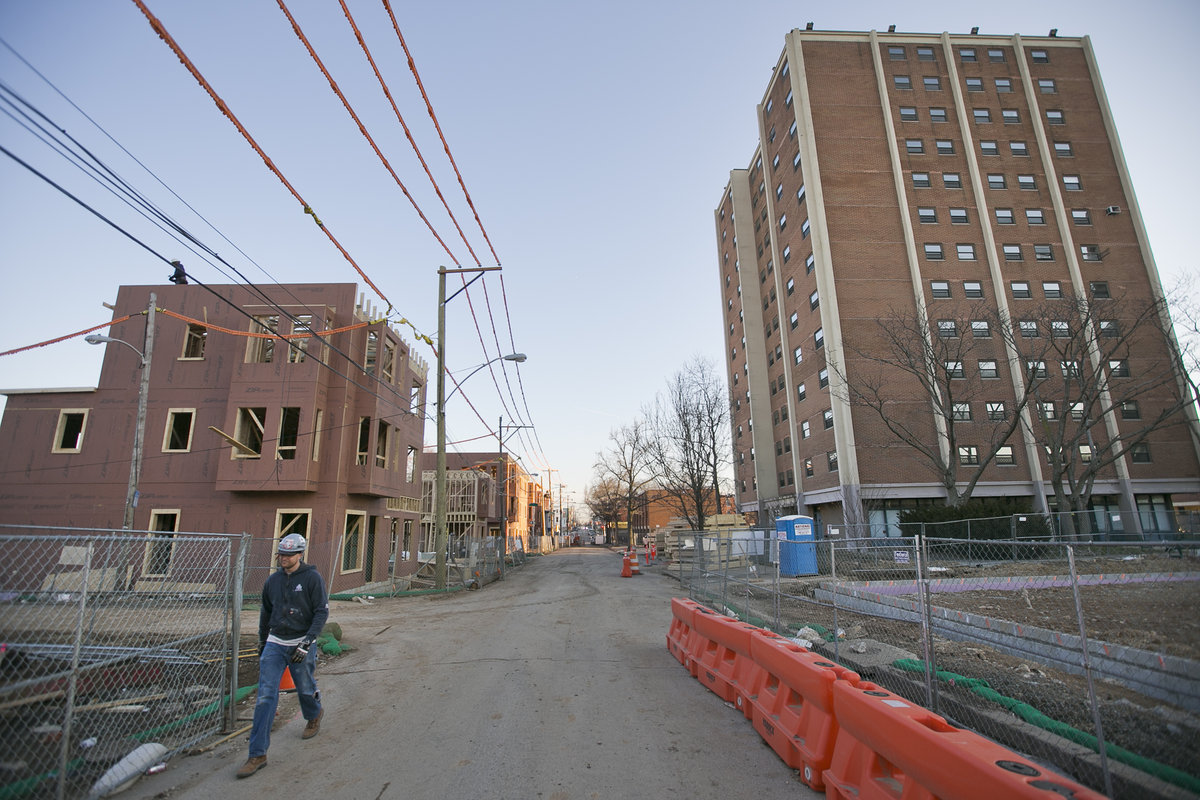 PHA to implode 2 North Philadelphia high-rises