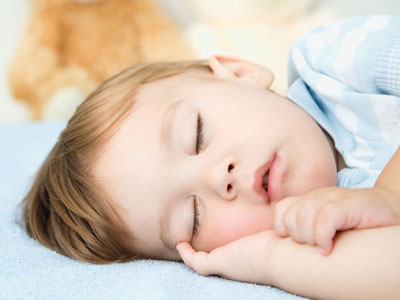Toddlers who snore: Is there cause for worry?