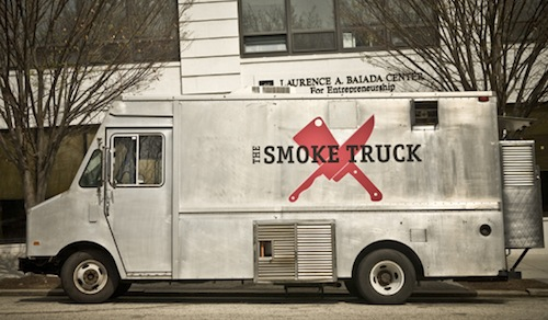 The Smoke Truck. (Photo: The Smoke Truck)