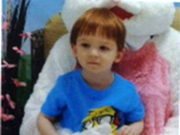 Scott McMillan, the 3-year-old boy allegedly killed by his mother and mother´s boyfriend in Chester County. (courtesy photo)<br />
