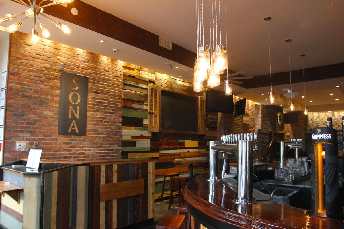 Sona Pub & Kitchen, 4417 Main St.
