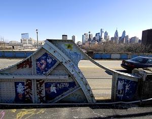 The South Street Bridge