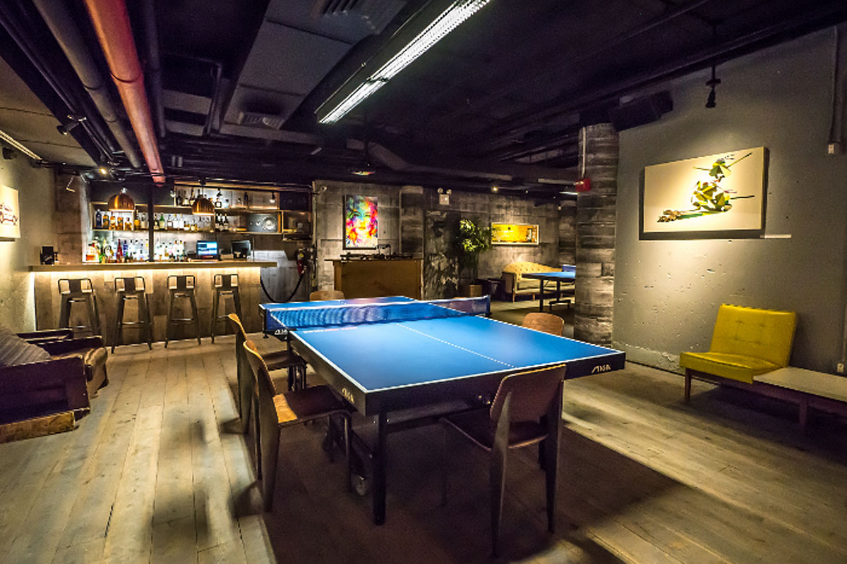 Spin A Ping Pong Social Club To Open In Center City Philly