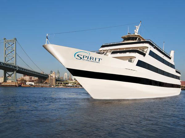 The Spirit of Philadelphia holds a number of cruises throughout the remainder of the summer. (Photo via Spirit of Philadelphia)