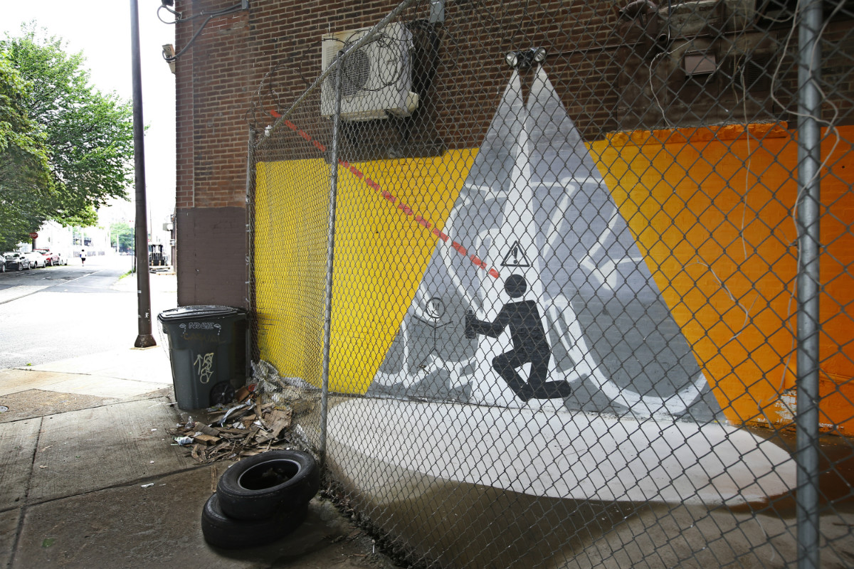 Where the heck is Spring Arts? Developer commissions Mural Arts to ...