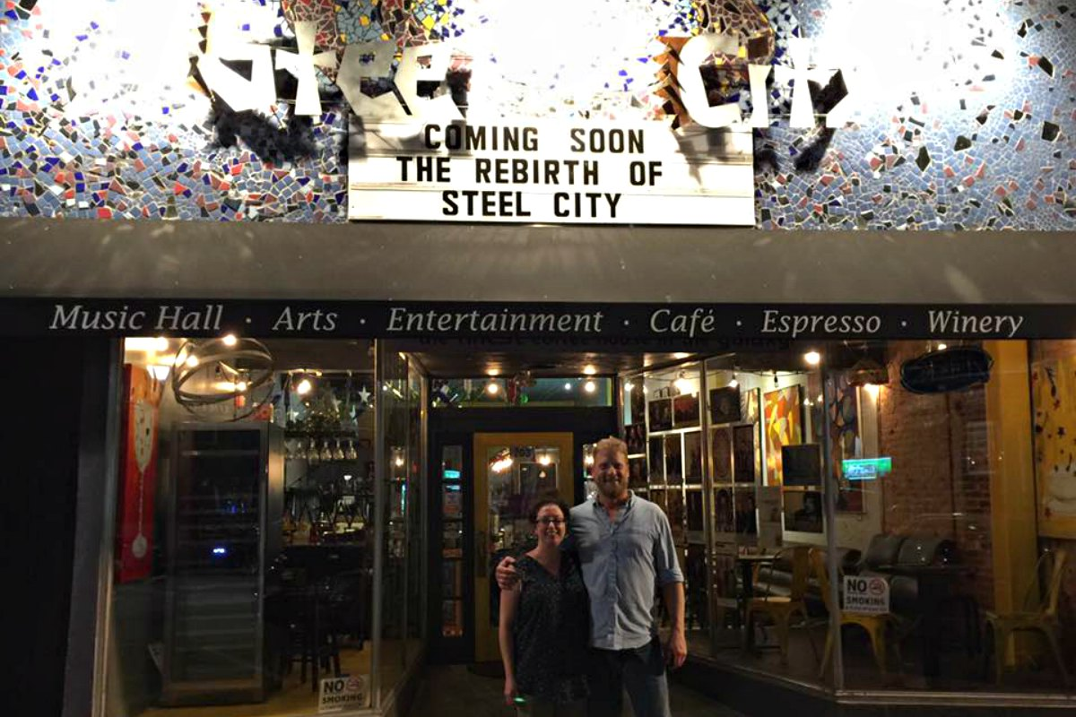 New life for Steel City Coffeehouse in Phoenixville - Philly