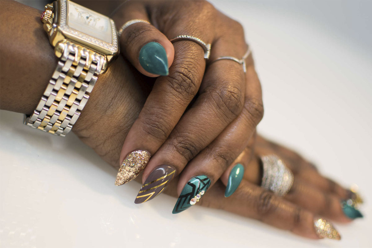 Trendlet: The stiletto nail - Philly