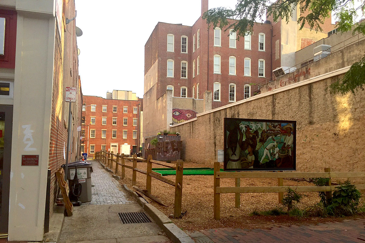 2 more beer gardens: Old City and Fishtown - Philly