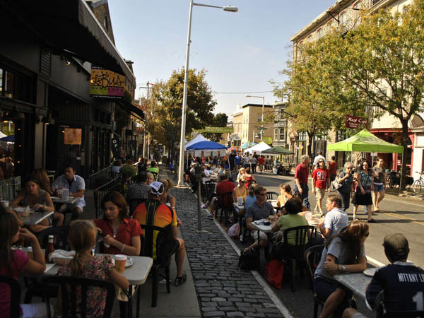 """The """"StrEAT Food Festival"""" will serve as the kick-off to Manayunk´s Restaurant Week."""