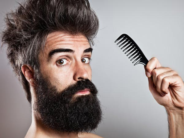 Now that´s a nice beard.