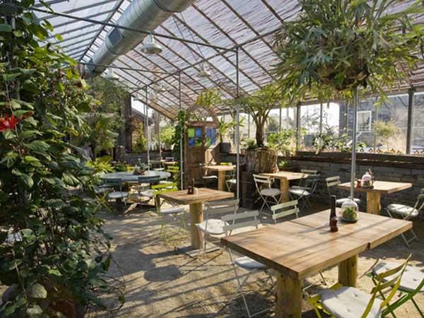 Styer´s Garden Cafe at Terrain in Glen Mills.