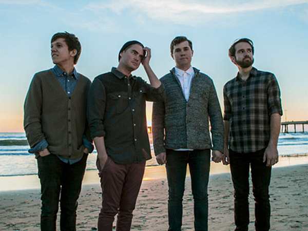 Surfer Blood will be playing the TLA in October.