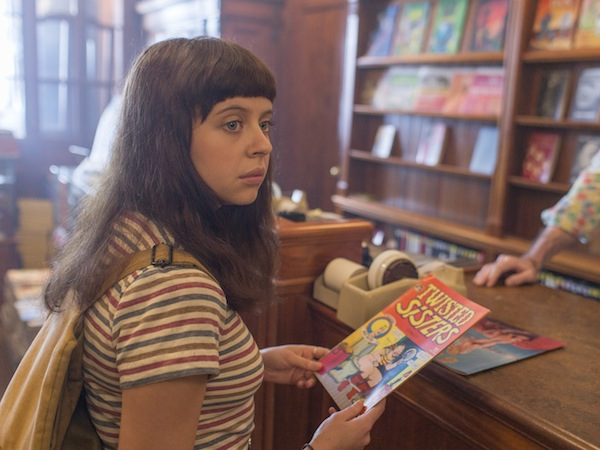 "Bel Powley in ""The Diary of a Teenage Girl,"" adapted from Phoebe Gloeckner´s graphic novel."