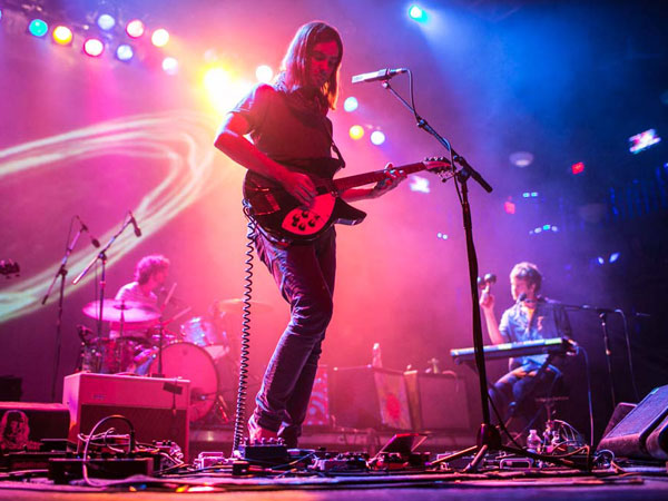 Photos Tame Impala At The Electric Factory Philly