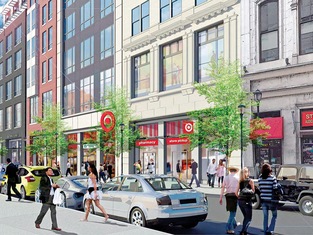 target confirms it will open store at 12th and chestnut in