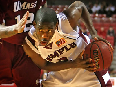 Ryan Brooks is averaging 16 points and five rebounds per game this season for Temple. (Ron Cortes/Staff file photo)