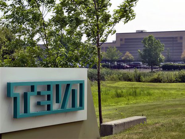 In a deal that will create the world´s largest generic drug company, Teva Pharmaceutical Industries Ltd. said Monday it is acquiring rival Ivax Corp. for about $7.4 billion (6.13 billion euros) in cash and stock. Ivax shares climbed 10 percent in morning trading.  (AP Photo/George Widman)