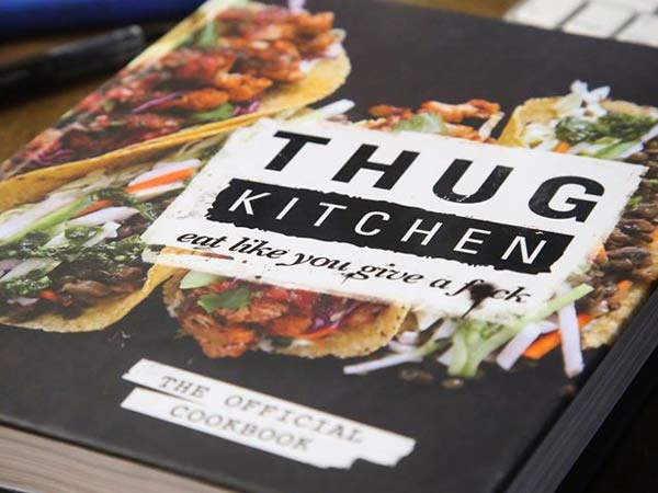Profanity filled thug kitchen cookbook urges healthy eating philly forumfinder Gallery