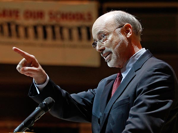 Former Revenue Secretary Tom Wolf is running for Pennsylvania governor. ( MICHAEL BRYANT / Staff Photographer  )