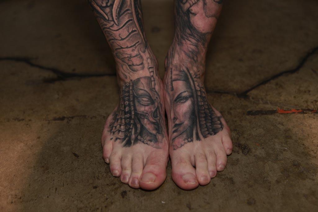Heather Locklear Tattoo