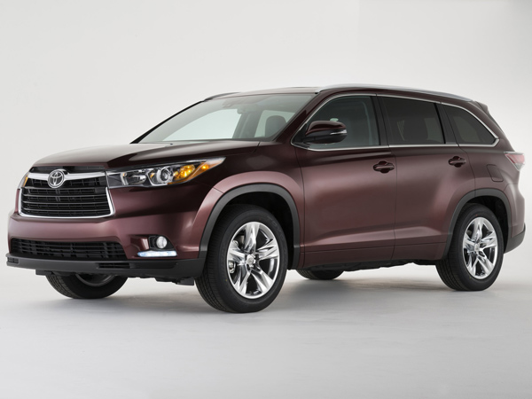 The 2014 Toyota Highlander has a new body, a more refined cabin and upgraded safety and technology features. (Toyota/MCT)