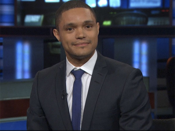 Trevor Noah will succeed Jon Stewart at 'Daily Show'