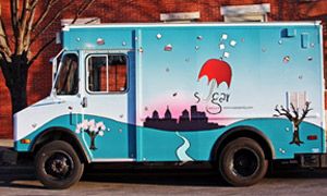 Sugar Philly Truck.