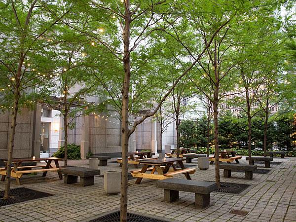 Uptown Beer Garden is back in business - Philly