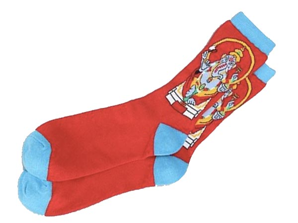 ´Ganesh Socks´ from Urban Outfitters.
