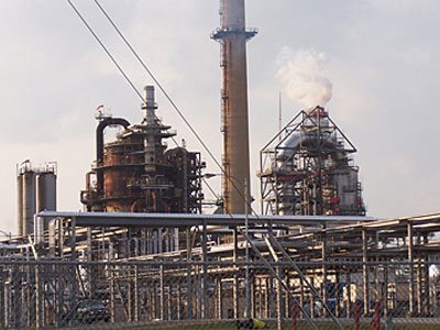 The Valero refinery in Delaware City, Del., was shut down in Novermber because of lowered oil demand, but will reopen under a new owner.  (Photo: Delaware Department of Natural Resources and Environmental Control web site)