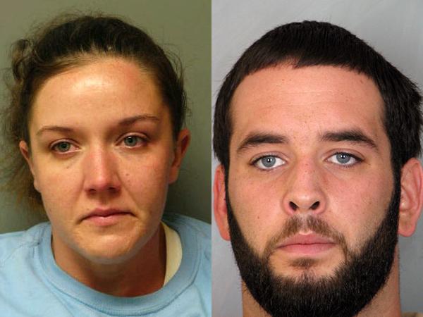 Randi Drupieski, 29 (left), and Matthew Drupieski, 29.