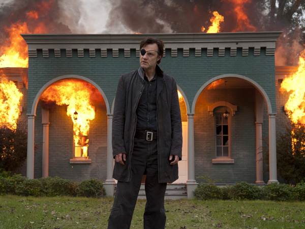 """The Governor (David Morrissey) in """"Walking Dead"""" (Photo Credit: Gene Page/AMC)"""