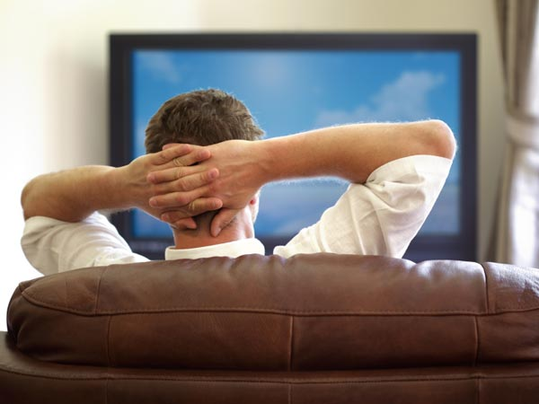 A new study by Harris Interactive on behalf of Netflix shows 61 percent of us binge-watch TV regularly, watching at least three episodes of a single series in one sitting.