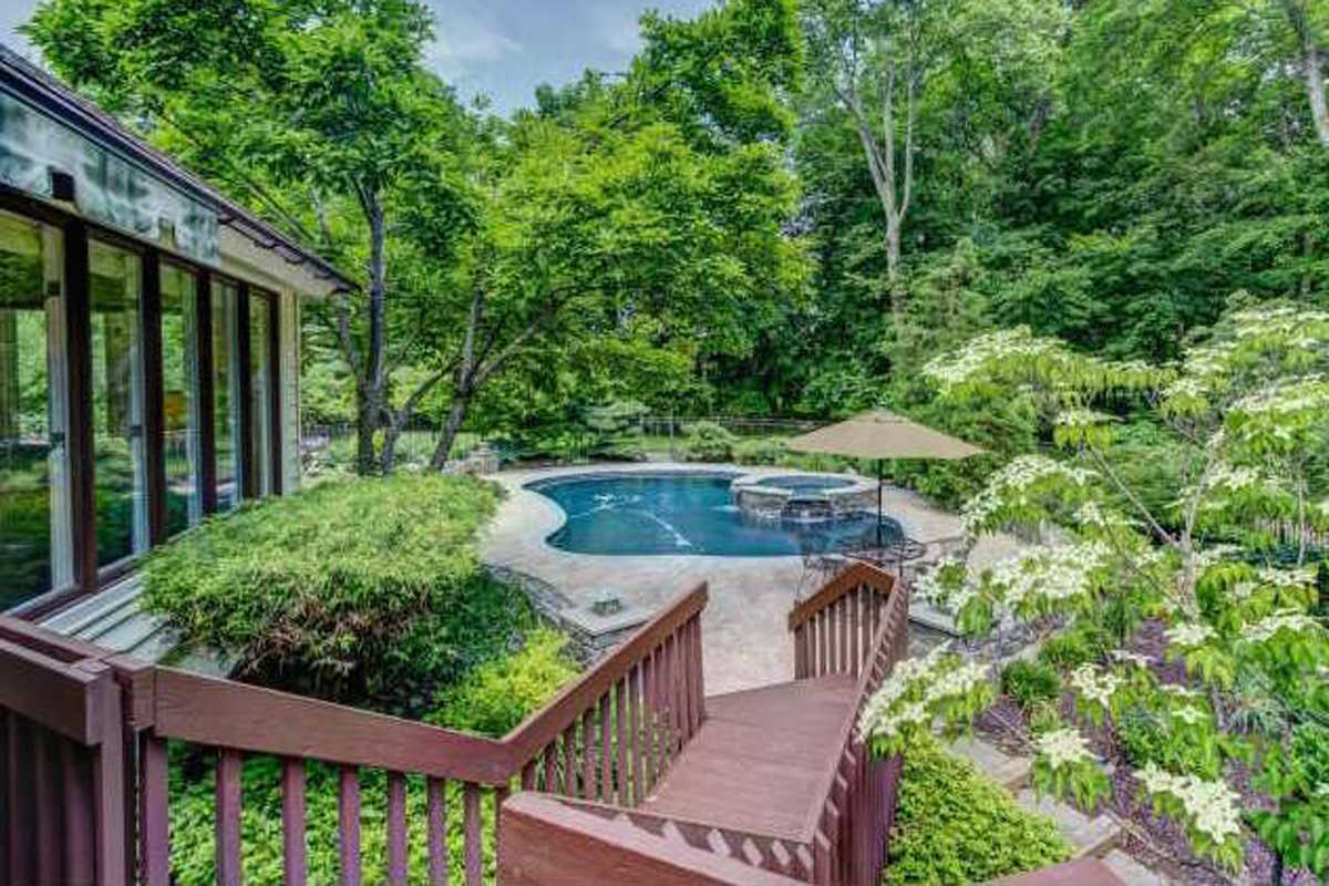 water features 3 homes that go way beyond a backyard pool