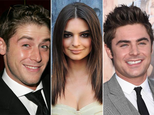 Jon Abrahams, Emily Ratajkowski, and Zac Efron have signed on to ´We Are Your Friends.´