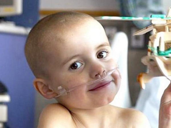 Weston Keeton is awaiting a heart and double-lung transplant at Children's Hospital.