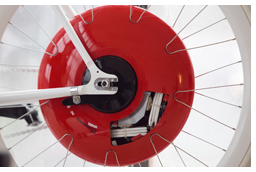 The Copenhagen Wheel (MIT Senseable City Laboratory)