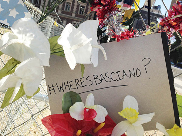 Richard Basciano seems to have done the #PhillyShrug on last year´s collapse of a building he owned that killed six and injured 13 more. Maybe it´s time we started asking #WheresBasciano? (Helen Ubinas/Staff)