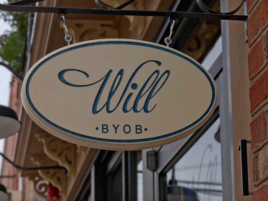 Will BYOB. ( DAVID M WARREN / Staff Photographer )