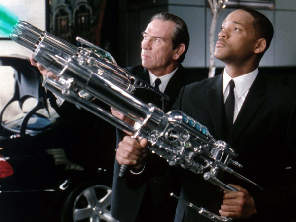 """Men in Black"" (1997) was Will Smith´s third biggest box-office hit, with sequels in 2002 and 2012 also landing in his Top 10. His latest, ""After Earth,"" might fail to make the list, judging from a disappointing start."