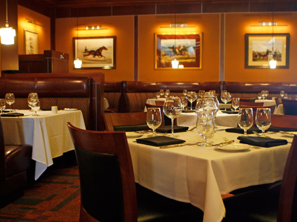 William Douglas Steakhouse, on one side of the McCormick & Schmick´s in Cherry Hill.
