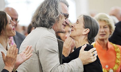Wim Wenders gets all 3-D with Pina Bausch.