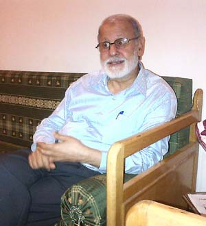Senior muslim brotherhood leader Mohammed Habib talks about why he quit the organization
