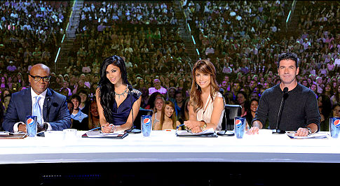 ´The X Factor´ judges are ready to separate the wheat from the chaff