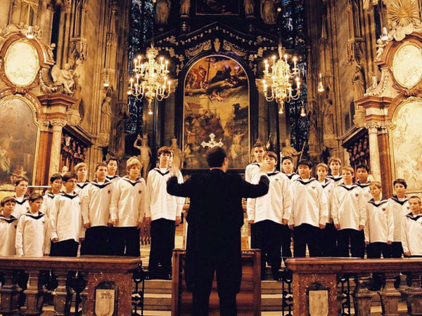 Vienna Boys´ Choir.