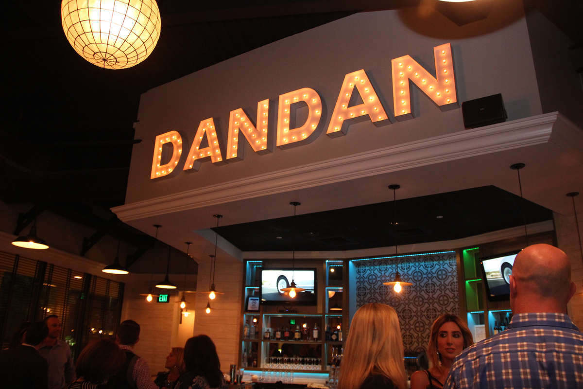 DanDan, 214 Sugartown Rd. in Acme Plaza, Wayne. (MICHAEL KLEIN / Staff)